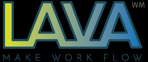 LAVA WM logo